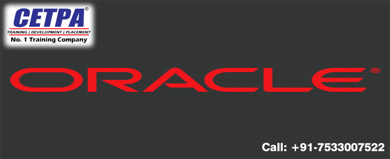 ORACLE Training in Dehradun