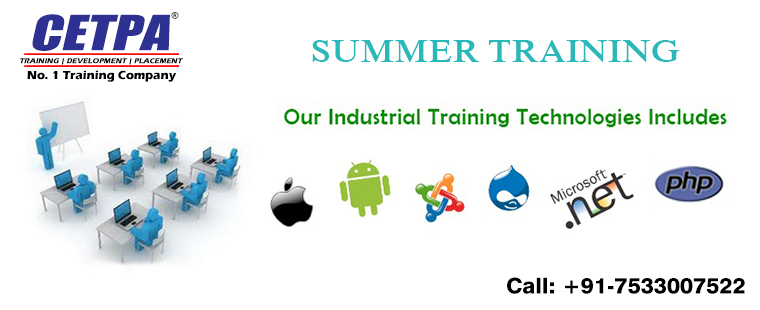 summer training in Dehradun